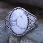 men white Turquoise ring