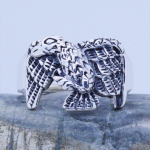 Sterling silver Eagle Men Ring