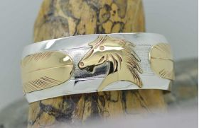 horse feathers cuff
