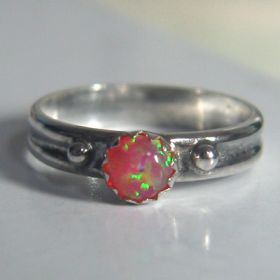 kids gem ring