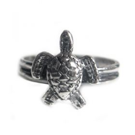 kids turtle ring